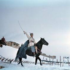 Pan Wołodyjowski/ 1969 Drama Film, Bradley Mountain, Poland, Novels, Bow, Horses, Fantasy, Landscape, Travel