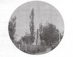 Poplar Grove, Patrick Co., VA. home of Abram Penn