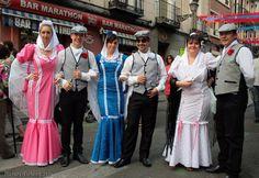 Las Fiestas Virgen de la Paloma | Rutas de Paseo Por Madrid