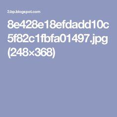 8e428e18efdadd10c5f82c1fbfa01497.jpg (248×368)