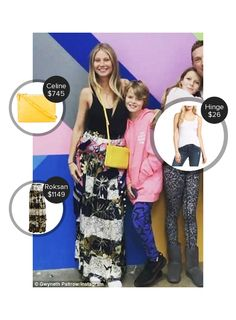 Gwyneth Paltrow Museum of Ice Cream - seen in Roksanda and carrying Celine. #roksanda #celine  #gwynethpaltrow @mode.ai