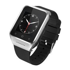 S8 1.54-inch Smartwatch Phone Android 4.4 MTK6572 Dual-core 1.2GHz 512MB RAM 4GB ROM WiFi Bluetooth 4.0 GPS smart watch