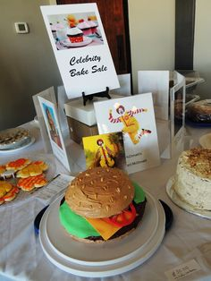 East Tennessee's Biggest Bake Sale 2012
