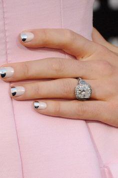 Jessica Biel nails!