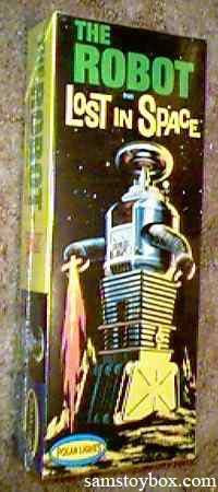 the lost in space robot
