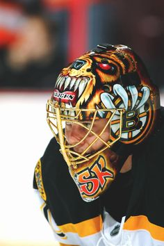 IT'S A [neutral zone] TRAP!: 40 Reasons to Love Tuukka Rask (in case you don't already love him)