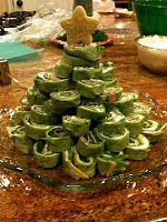 I want to have a party just so I can make this tree like @Keitha L