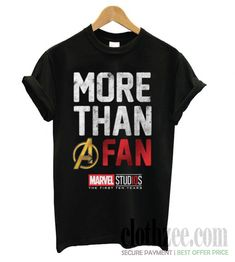 official photos 9f322 618a5 More Than A Fan Trending T shirt