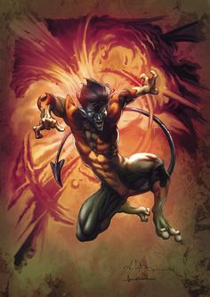 Nightcrawler by Maiolo on deviantART
