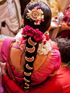 Fascinating Traditional Hair dos' | Shaadi