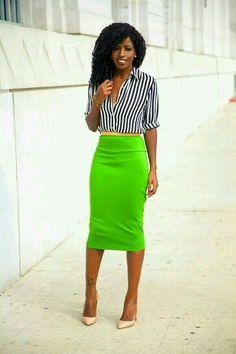 Wow love the skirt