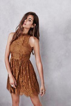 Free People Verushka Mini Dress On ShopStyle !