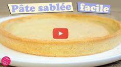 Pâte sablée extra ! : Il était une fois la pâtisserie