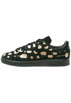 STAN SMITH - Tenisówki i Trampki - core black copper metallic   Zalando. 269a3b7bac