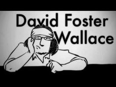 "David Foster Wallace  ""If your fidelity to perfectionism is too high, you never do anything,"" said David Foster Wallace in this March 1996 interview with Leonard Lopate, animated by Patrick Smith. #DavidFosterWallace #Ambition"