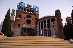 La Catedral de Justo, el capricho inacabable y el hombre inagotable