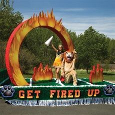 low budget homecoming parade float ideas - Google Search