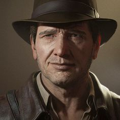 Indiana Jones, SoonYoung Kim on ArtStation at https://www.artstation.com/artwork/KQWer