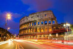 Top five ancient wonders in Rome
