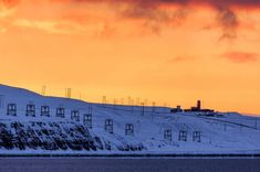 Longyearbyen, Clouds, Snow, Outdoor, Outdoors, The Great Outdoors, Eyes, Let It Snow, Cloud