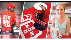 Espresso - Latte - Cappuccino - Hot Chocolate - Fruit Frios - Cafe Mocha - All served with abundant smiles.