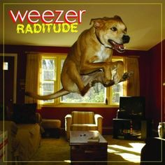 Ruff rockers: Awesome album covers featuring dogs (like this Weezer classic) Weezer, Rap Album Covers, Greatest Album Covers, Lp Cover, Cover Art, Flying Dog, Bad Album, Thing 1, Great Albums