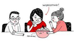 Dining #etiquette