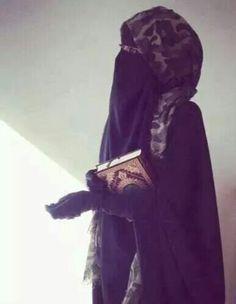 hijab, pray, and islam image