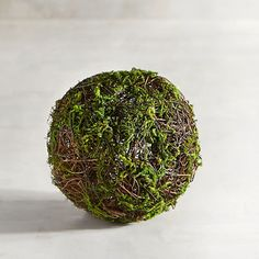 Create unique centerpieces and tablescapes with our handcrafted, decorative sphere. Mix and match, fill bowls or clear glass vases and enjoy.