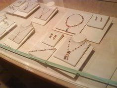 BVLGARI Jewelry Displays