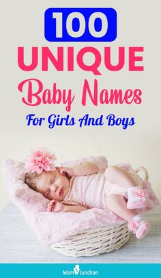 We, at MomJunction, have made the job of name hunting slightly easier for you. We have sifted through the latest U.S. Social Security Administration data and picked the most beautiful and unique baby names for you. Read on!