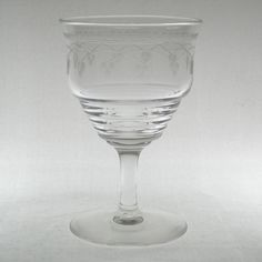 Stuart Crystal Sherry Glass | STC-01
