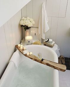 Create a luxury bath