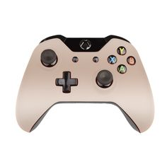 Rose Gold-Plated XBOX One Controller Without Mods