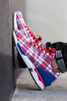 CLOT × adidas Consortium ZX Flux