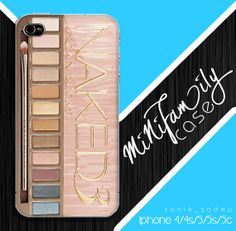 iPhone 5 case - iPhone 5c case - Naked 3 iPhone case - Makeup iPhone case -Pretty -Girl -Girly -Gift -Urban iPhone case on Etsy, $14.99