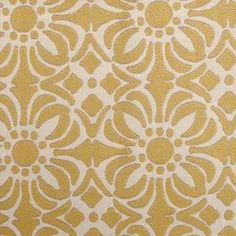 15365 268 Ginori Canary by Duralee Fabric Eileen K. Boyd Exclusively for Duralee 69% Rayon, 31% Polyester USA 40,000 Wyzenbeek Method H: 4.63 inches, V: 4.5 inches 55.5 inches - Fabric Carolina -