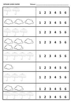 Das Journal de Chrys: Mein Projekt RAIN im Kindergarten Preschool Learning, Kindergarten Worksheets, Worksheets For Kids, Teaching Kids, Thanksgiving Worksheets, Subtraction Worksheets, Kids Learning Activities, Preschool Activities, Maternelle Grande Section