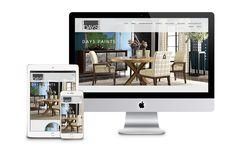 Days Paints Website Design - Lindsay Toth