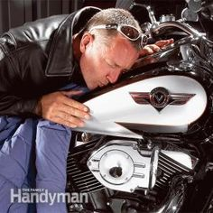 Winter Motorcycle Maintenance - Put Your Bike to Bed for the Winter | The Family Handyman