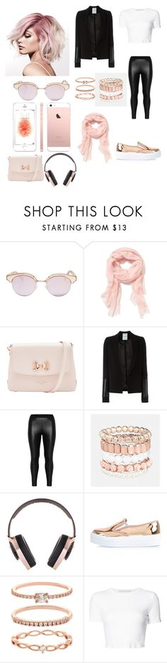 """Sem título #94"" by angelica-curitiba ❤ liked on Polyvore featuring Le Specs, Old Navy, Ted Baker, Anthony Vaccarello, Zizzi, Avenue, Pryma, River Island, Accessorize and Rosetta Getty"