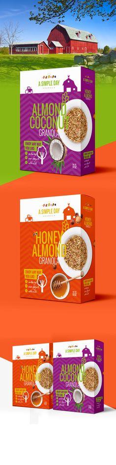 packaging design, food, design
