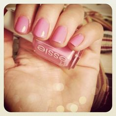Perfect nail color for any skin-tone. I think Essie is my favorite brand of nail polish. Sincerely, JoAnne Biddy Craft