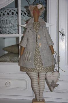 Тильда: фото и другие вещи ручной работы - 20 Июня 2013 - Кукла Тильда. Всё о Тильде, выкройки, мастер-классы.