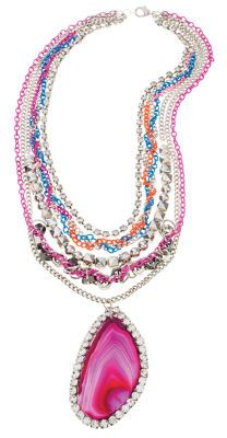 Glam Josephine Knot Necklace. Michael's website.