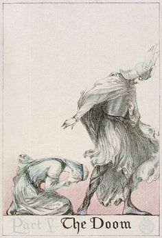 Willy Pogány, The tale of Lohengrin