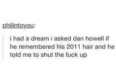 i had a dream that I asked Dan why british people don't call donuts 'dawn-uts' since they call yogurt 'yog-urt'