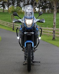 show us your XT660Z Tenere - Page 78 - ADVrider