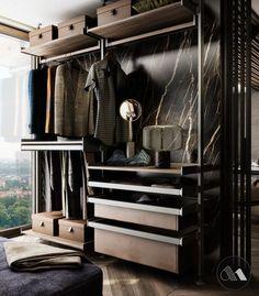 New Open Wardrobe Storage Dressing Rooms Ideas