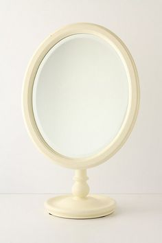 One of the last ones available from Anthropologie.  Love the name...Ice Box Mirror.